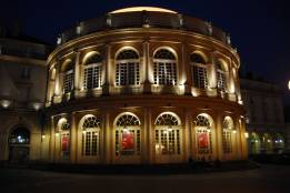 The Theater in Rennes