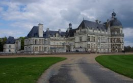 A castle near Angers